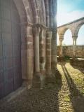 St Maria de Eunate - front door